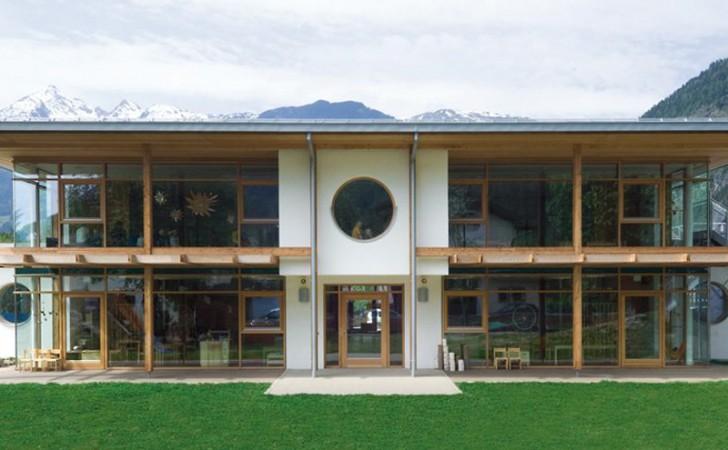 Bildungswesen: Kindergarten-Mühlen in Taufers