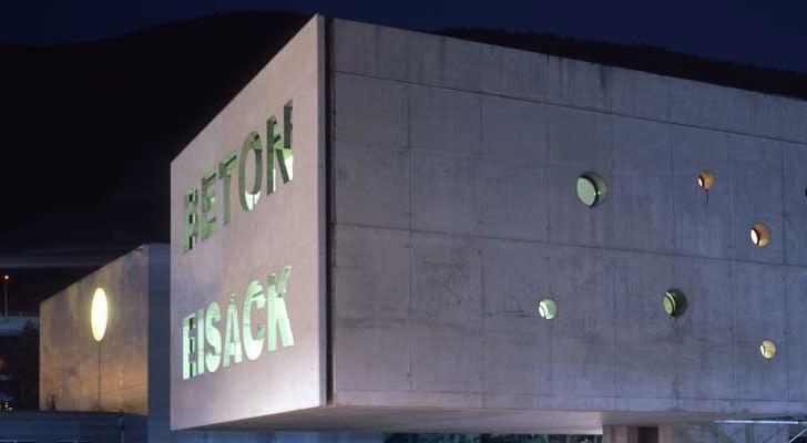 Industrie Beton Eisack
